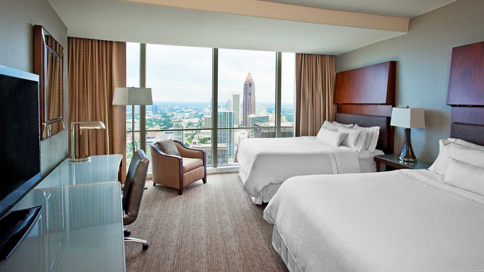 The Westin Peachtree Plaza, Atlanta - Guest Room